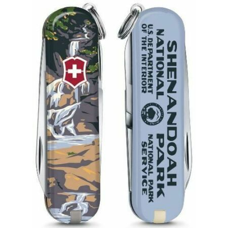img-Victorinox Shenandoah Ranger de The Lost Art National Park Modèles 58mm 55484