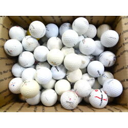 Kyпить 100 Miscellaneous Hit Away Practice Range Shag Golf Balls на еВаy.соm