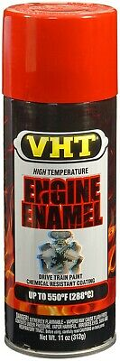 VHT Engine Enamel  Chrysler Red  11 oz. Aerosol