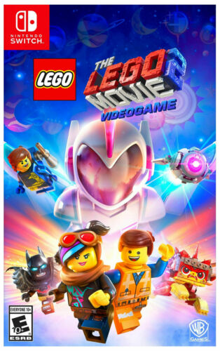 NINTENDO SWITCH THE LEGO MOVIE 2 VIDEO GAME BRAND NEW