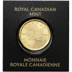 Kyпить 1 gram Canada Gold Maple Leaf 50C from Gold Maplegram25™ 9999 Fine Random Date на еВаy.соm
