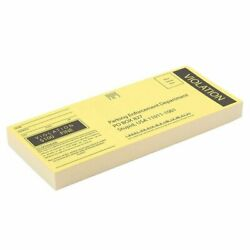 Kyпить 100-Sheet Fake Parking Tickets with Hilarious Offenses Gag Gift for Prank Party на еВаy.соm