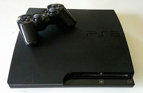 Sony PlayStation 3 Slim 320 Go Console + 12 jeux