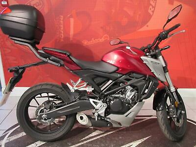 2019 HONDA CB125R RED only 947 miles NATIONWIDE DELIVERY