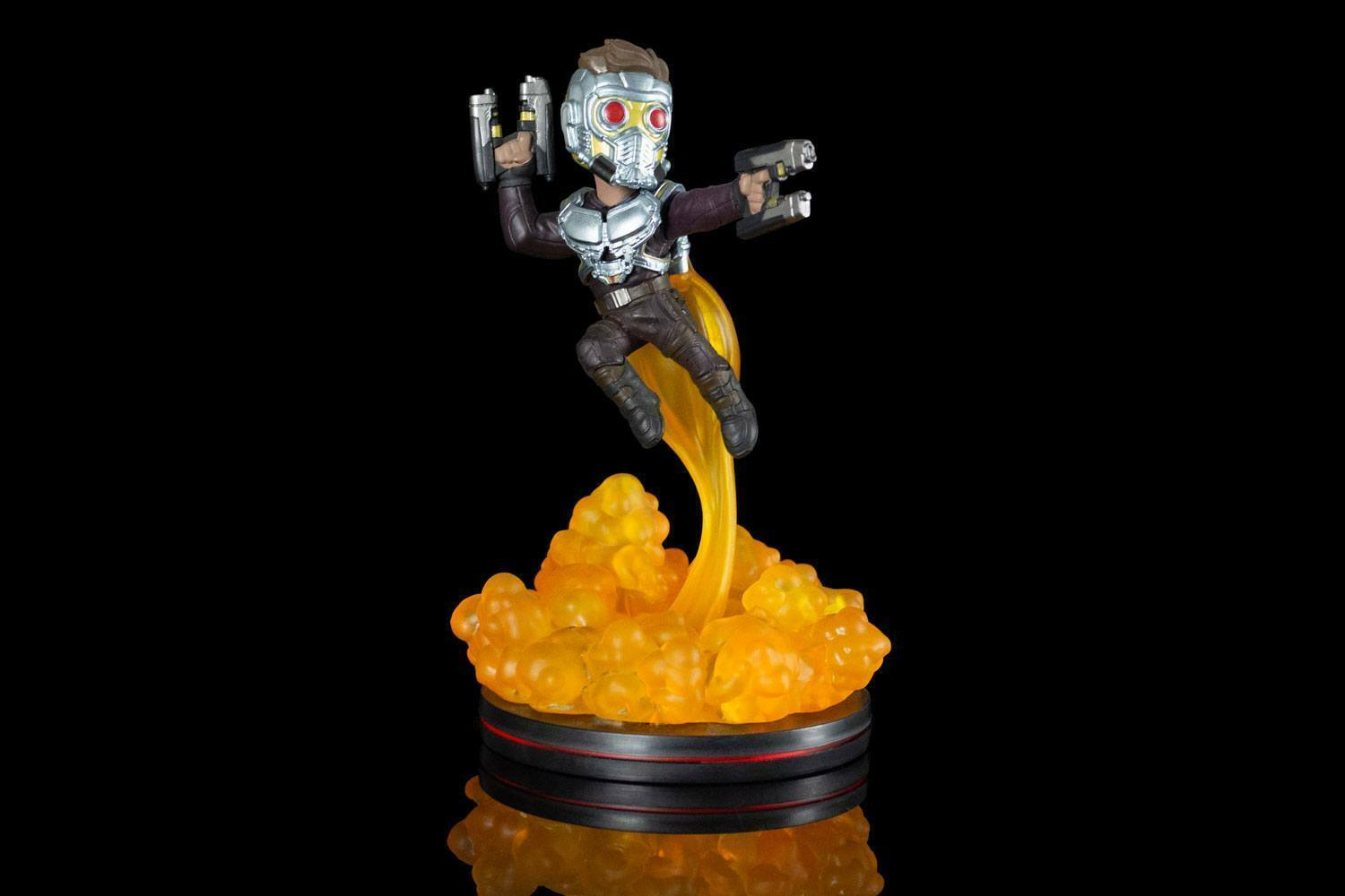 Loot Crate DX Guardians of the Galaxy  Vol May 17 2 Star-Lord Q-Fig Max Figure