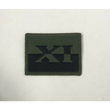 img-11 Signal Brigade Subdued Badge Royal Signals, Green Army Military Patch TRF