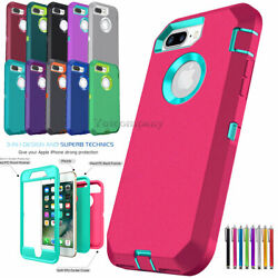 Case For iPhone 11 12 13 Pro Max XR XS Max 6 7 8 Plus SE2 Ultra Shockproof Cover