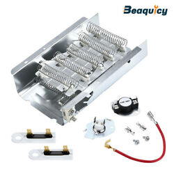 Kyпить 279838 Dryer Heating Element & 279816 & Thermostat 3392519 Dryer Fuse Combo Pack на еВаy.соm