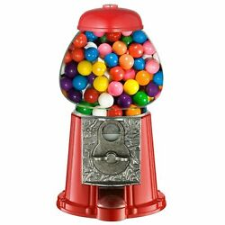 Kyпить 11 Inch Vintage Gumball Machine Bank Metal Base Glass Globe Toy Bank Table Top на еВаy.соm