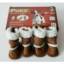 PUGZ Shoes for Dogs Size 2 Small By Hugs Pet Products