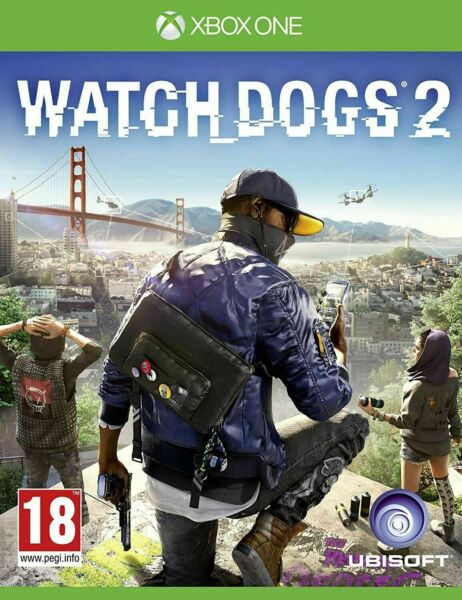 Watch dogs 2 xbox one /  (No cd/No key) LEGGI READ DESCR.