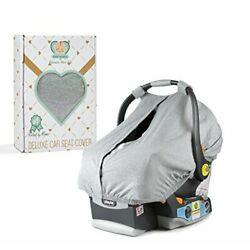 Kyпить Deluxe Baby Car Seat Cover Canopy Wtih Front Acces Panel and Handy Travel Bag  на еВаy.соm