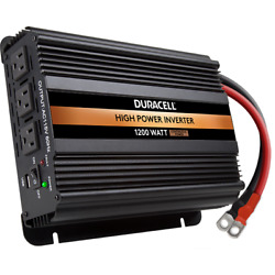 Kyпить Duracell 1200 Watt High Power Inverter на еВаy.соm