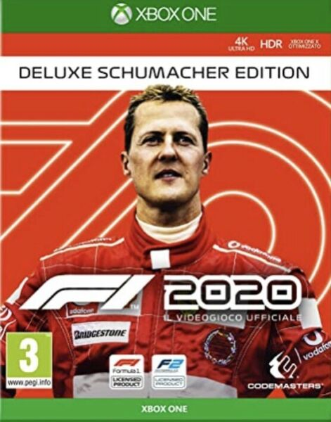 F1 2020 Deluxe Schumacher Edition Xbox One LEGGI DESCRIZIONE/READ DESCRIPTION
