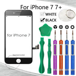 Kyпить For iPhone 7 7 Plus LCD Display Touch Screen Digitizer Frame Replacement+9 Tools на еВаy.соm