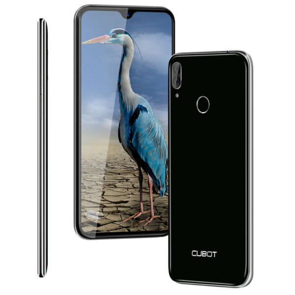 CUBOT R15 PRO 6.26″ 3GB RAM 32GB ROM Android9.0 Quad Core GPS Face ID Smartphone