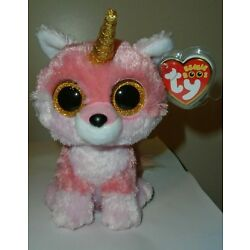 Ty Beanie Boo's - FAYE the Fox (6 Inch)(2020 Release) NEW - MINT with MINT TAGS