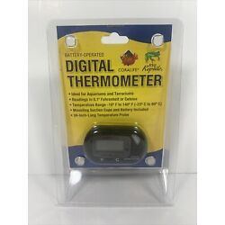 Kyпить Coralife Digital Aquarium Thermometer Battery Operated Small Compact Thermometer на еВаy.соm