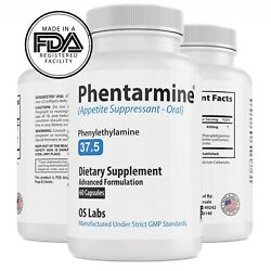 Kyпить Phentarmine XTRA Strength Weight Loss Complex Diet Pills Advncd Suppressant 37.5 на еВаy.соm
