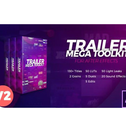 Kyпить VideoHive Trailer Mega Toolkit After Effects v.2 на еВаy.соm