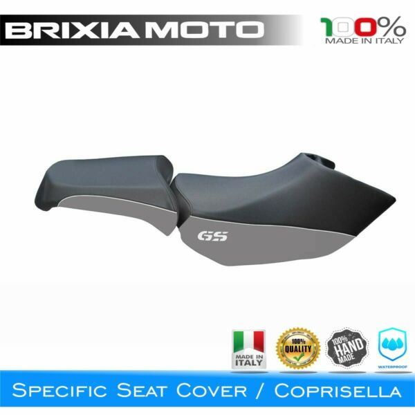 ItalieCouverture Selle Basic  Logo GS 1WH-3 BMW R 1200 GS (05-12) 2005 2012