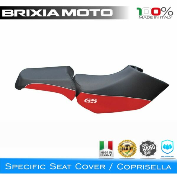 ItalieCouverture Selle Basic  Logo GS 5RDW-3 BMW R 1200 GS (05-12) 2005 2012