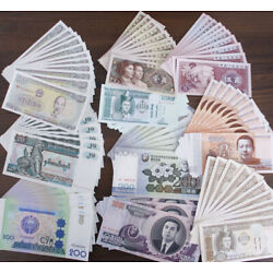 Kyпить 100 Pcs Banknotes 10 Different World Paper Money UNC Collection Gift на еВаy.соm