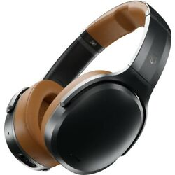 Kyпить Skullcandy CRUSHER ANC Wireless Over the Ear Headphones w/ Mic-Refurb-BLACK/TAN на еВаy.соm