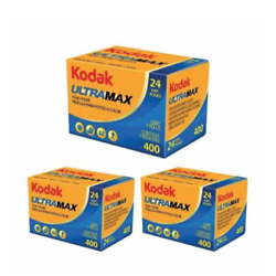Kyпить Kodak UltraMax 400 35mm Color Film - 3 Pack на еВаy.соm