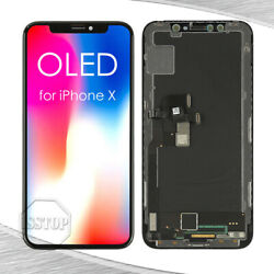 Kyпить For iPhone X XR Xs Max 11 LCD/OLED Touch Screen Screen Replacement Digitizer US на еВаy.соm