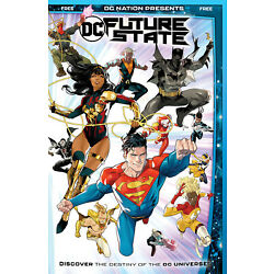 Kyпить DC Nation Presents DC Future State #0 1st Appearance Flora Wonder Woman 2020 NM на еВаy.соm