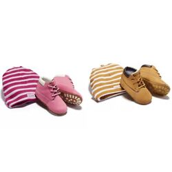 Kyпить Free Shipping! Timberland Infant/Toddler Crib Bootie and Hat Gift Set  на еВаy.соm