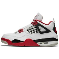 Kyпить Air Jordan 4 Fire Red Retro OG IV White DC7770-160 на еВаy.соm