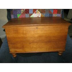 Kyпить SMALL 6 BOARD MINIATURE BLANKET CHEST / DOVETAILED на еВаy.соm