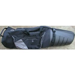 Kyпить Maxfli Hard Top Golf Travel Bag - Black-  54