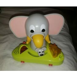 Kyпить Evenflo ExerSaucer Jump & Learn Jungle Quest Elephant Mouse Toy Replacement Part на еВаy.соm