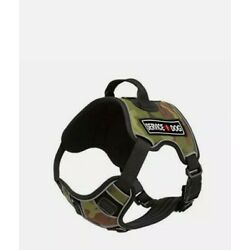 Dogline Quest No-Pull Dog Harness with 3D Rubber Service Dog Removable Patches