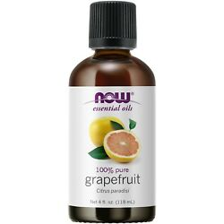 NOW Foods Grapefruit Oil 4 oz FREE SHIPPING MADE IN USA