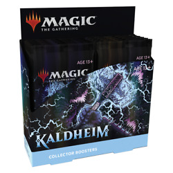 Kyпить Kaldheim Collector Booster Box - MTG - Brand New! Ships Within 24 Hours! на еВаy.соm