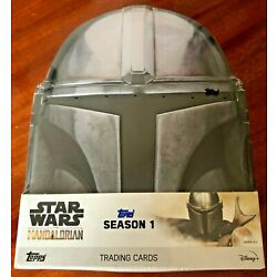 Kyпить 2020 TOPPS STAR WARS THE MANDALORIAN SEASON 1 HOBBY BOX TIN - FACTORY SEALED NEW на еВаy.соm