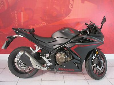 2020 HONDA CBR500R only 1371 miles NATIONWIDE DELIVERY