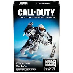 Kyпить Mega Bloks Call of Duty Tactical Unit JETPACK FIGHTER Construction set figure на еВаy.соm