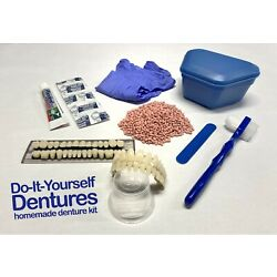 Kyпить Make Your Own Denture Kit - DIY denture kit - full or partial dentures from home на еВаy.соm