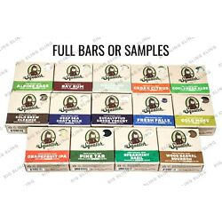 Kyпить Dr Squatch Soap Bars Full & SAMPLES - TOP SELLERS SAME DAY SHIP 12PM TRACK - USA на еВаy.соm
