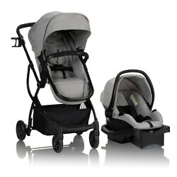 Kyпить Evenflo Urbini Omni Plus Modular Travel System With LiteMax Rear-Facing Infant на еВаy.соm
