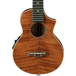 Kyпить Ibanez UEW15E Flame Mahogany Concert Acoustic-Electric  Ukulele Natural на еВаy.соm