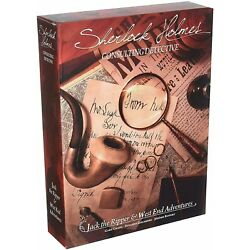 Kyпить Sherlock Holmes Consulting Detective Jack the Ripper & West End Adventures на еВаy.соm