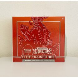Kyпить Pokémon Battle Styles Elite Trainer Box Factory Selaed New Red на еВаy.соm