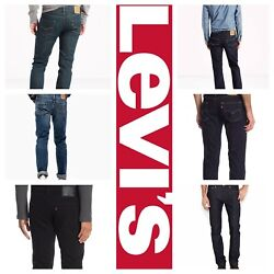 Kyпить Levis 511 Slim Fit Stretch Jeans Many Colors 29 30 31 32 33 34 36 38 40 42 на еВаy.соm