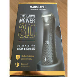 MANSCAPED - The lawn mower 3.0 rechargeable wet/dry hair trimmer - NEW IN BOX